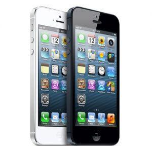 iphone 5 scherm reparatie amersfoort